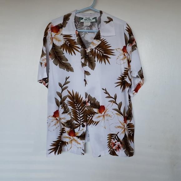 Hawaii shirt - have matching adult shirt too